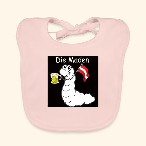 MadenFanclub Merchandise - Baby Bio-Lätzchen