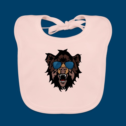 The Grizzly Beast - Organic Baby Bibs
