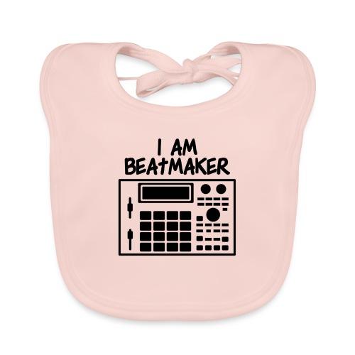 i am beatmaker - Bavoir bio Bébé