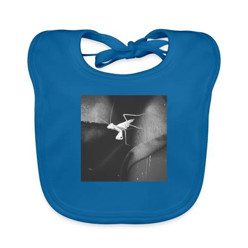 Mantis T-shirt - Babero de algodón orgánico para bebés