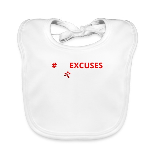 #NoExcuses - Baby Bio-Lätzchen