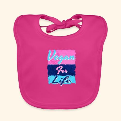 Vegan for Life - Organic Baby Bibs