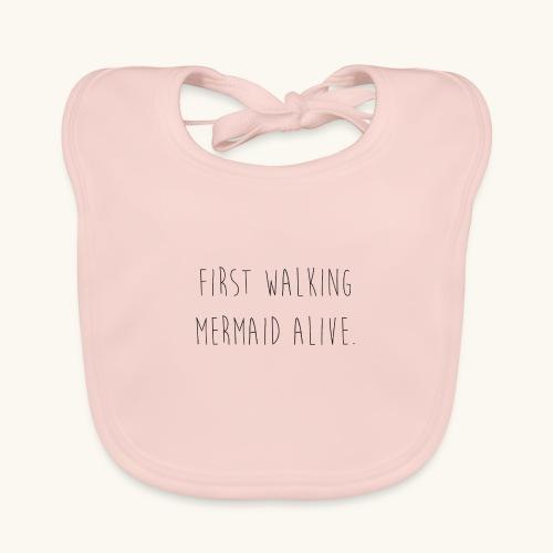 Mermaid - Bavoir bio Bébé