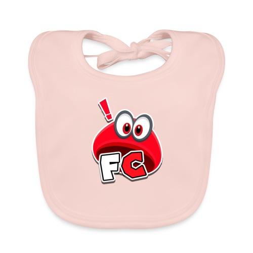 Flying Cappys Logo! - Baby Bio-Lätzchen