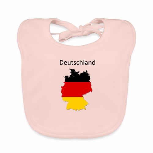 Deutschland Karte - Baby Bio-Lätzchen