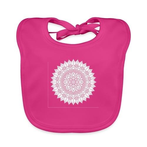 Mandala - Baby Organic Bib