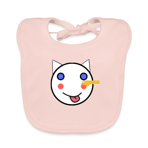 Alf Cat With Friend | Alf Da Cat - Organic Baby Bibs
