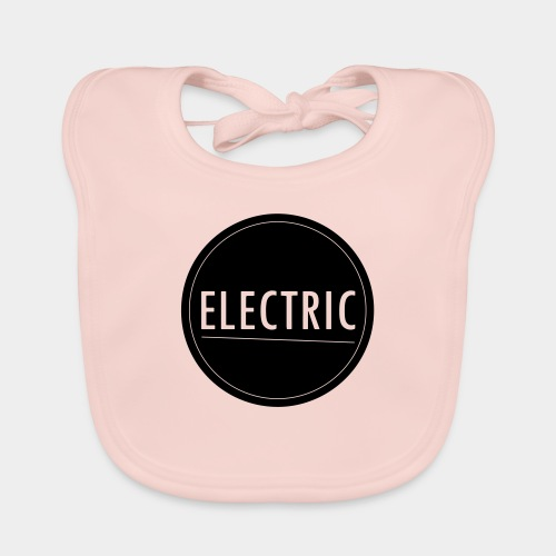 Electric - Baby Bio-Lätzchen