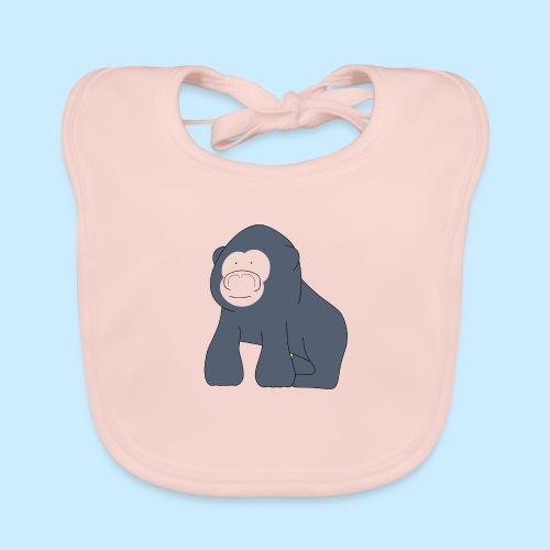 Baby Gorilla - Organic Baby Bibs