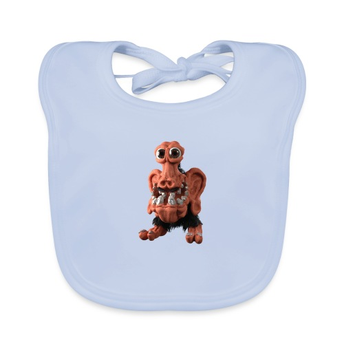 Very positive monster - Organic Baby Bibs