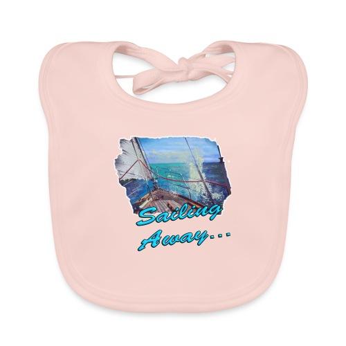 Sailing Away... - Baby Bio-Lätzchen
