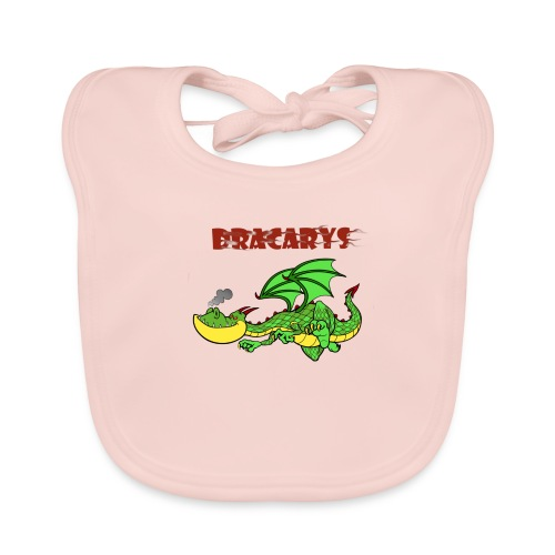 drache dacarys - Baby Bio-Lätzchen