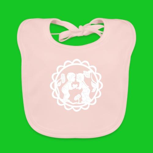 Kalverliefde - Bio-slabbetje voor baby's