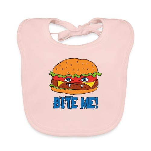 Bite me! - Bavaglino ecologico per neonato