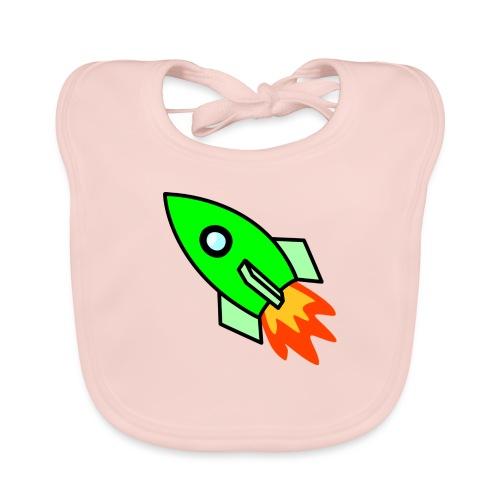 neon green - Organic Baby Bibs
