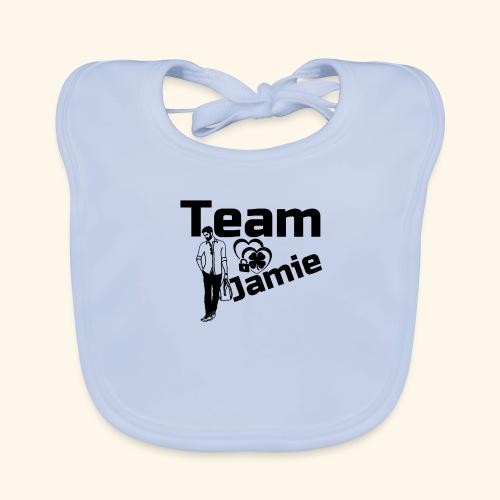 Team Jamie - Baby Organic Bib