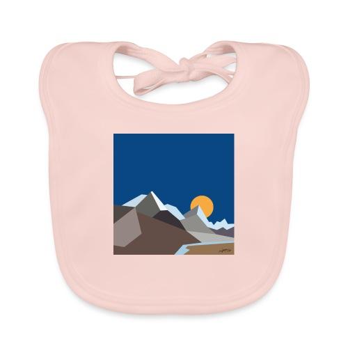 Himalayas - Baby Organic Bib