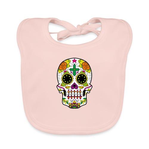 skull4 - Bavaglino ecologico per neonato