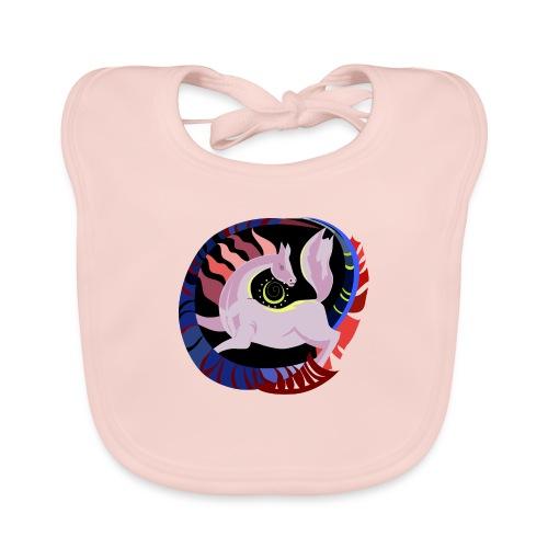 Spirale infinita - Bavaglino ecologico per neonato