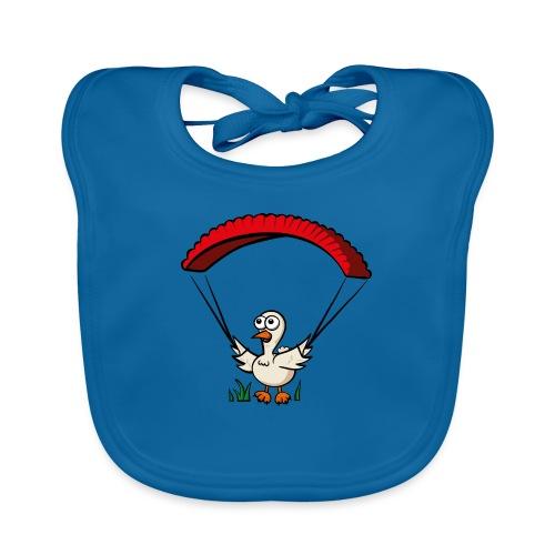Groundhendl Groundhandling Hendl Paragliding - Baby Bio-Lätzchen