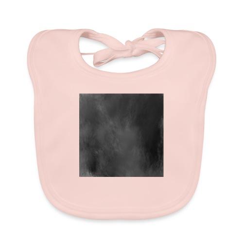 Das schwarze Quadrat | Malevich - Baby Bio-Lätzchen