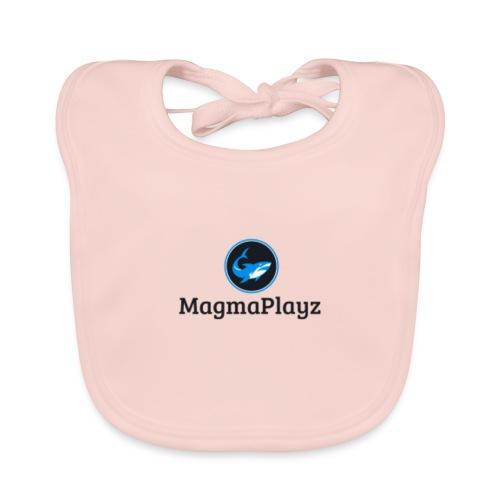 MagmaPlayz shark - Hagesmække af økologisk bomuld