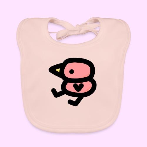 Pinkguin Yogurt Color - Hagesmække af økologisk bomuld