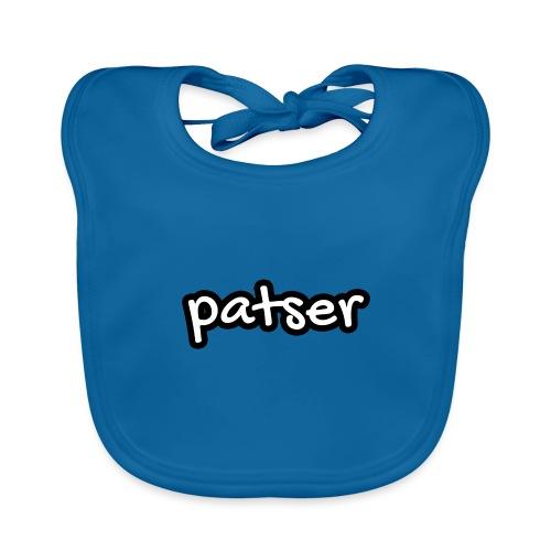 Patser - Basic White - Bio-slabbetje voor baby's