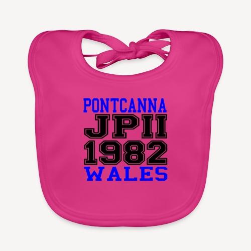 PONTCANNA 1982 - Baby Organic Bib