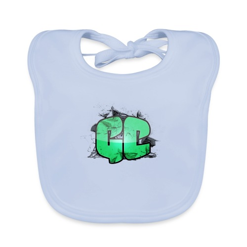 Hunde Tørlæde - GC Logo - Baby økologisk hagesmæk