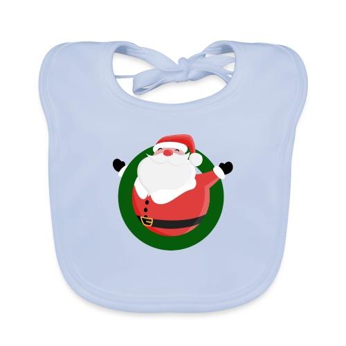 Dagar Till Jul - Ekologisk babyhaklapp