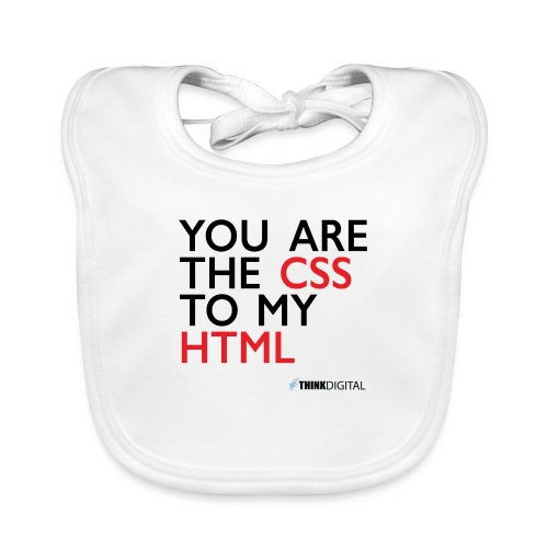 You are the CSS to my HTML - Bavaglino