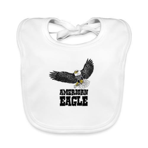 American eagle 2 - Bio-slabbetje voor baby's
