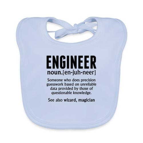 ENGINEER - Baby Organic Bib