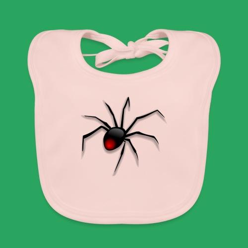spider logo fantasy - Bavaglino ecologico per neonato