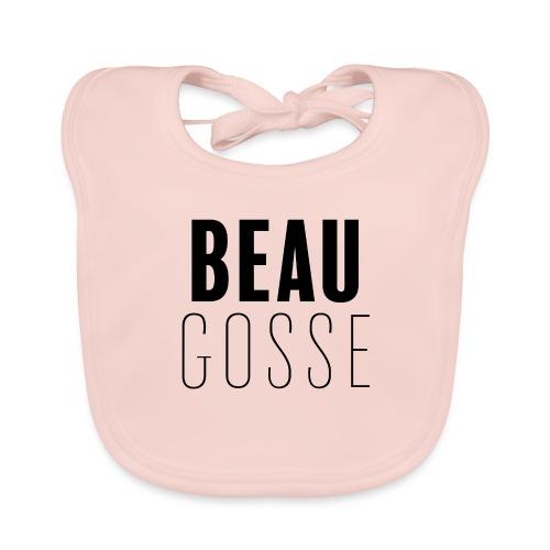 Beau gosse - Bavoir bio Bébé