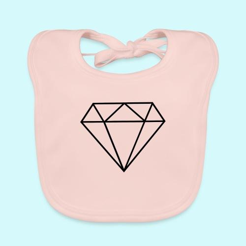 Diamant 5 - Baby Bio-Lätzchen