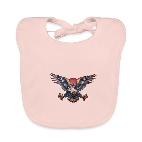 Aquila - Bavaglino ecologico per neonato