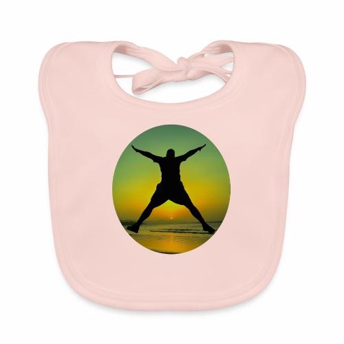 Sunset Beach 4 - Baby Bio-Lätzchen