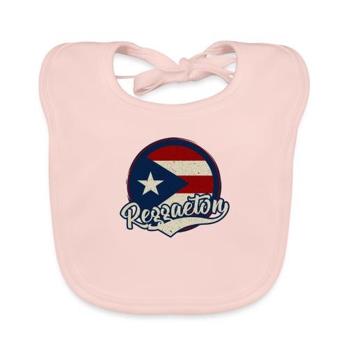 Reggaeton Music - Puerto Rico - Baby Bio-Lätzchen