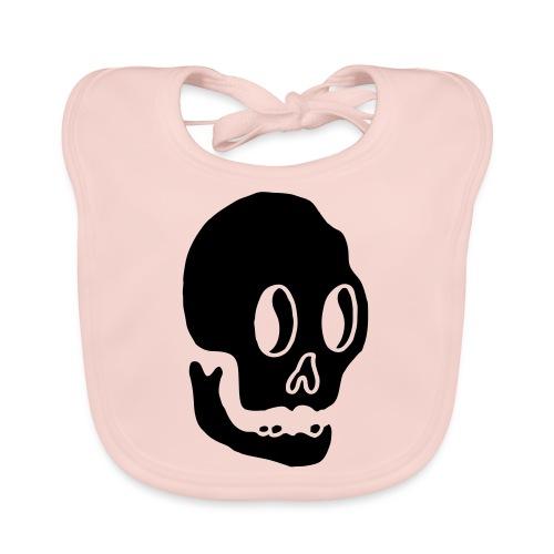 Van Velsen Skull - Bio-slabbetje voor baby's