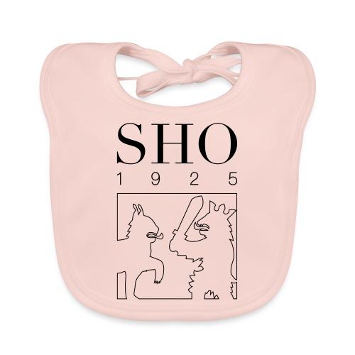 SHO 1925 - Vauvan luomuruokalappu