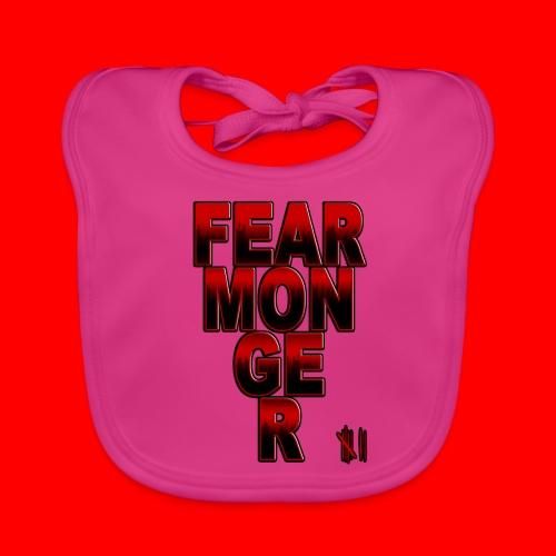 Fearmonger - Baby Organic Bib