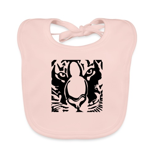 tijger2010shirt2 - Baby Organic Bib
