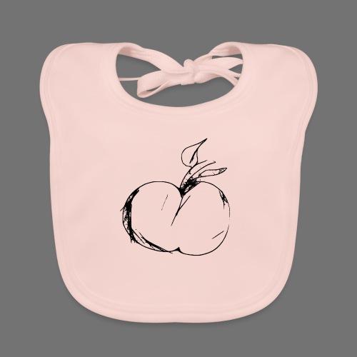 Apfel - Baby økologisk hagesmæk