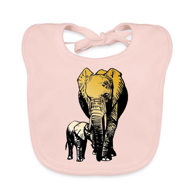 Elefanten - Mutterliebe