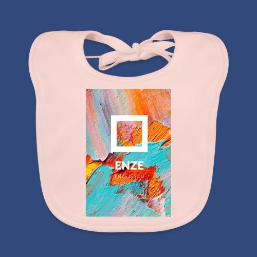 ENZE is you - Ekologisk babyhaklapp