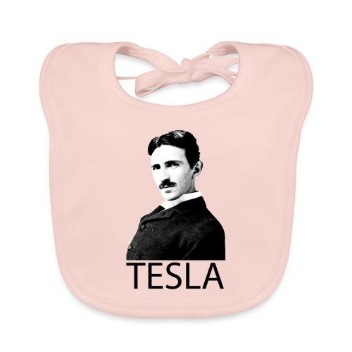 Tesla - Bavoir bio Bébé