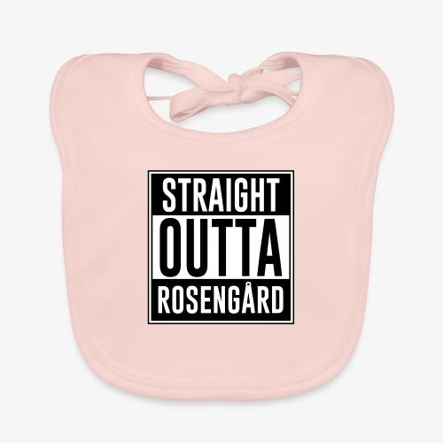 Straight Outta Rosengård - Ekologisk babyhaklapp