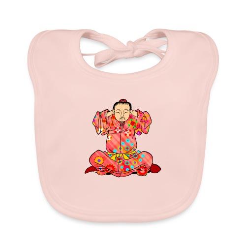 Qigong exercise to treat dizziness - Baby Organic Bib
